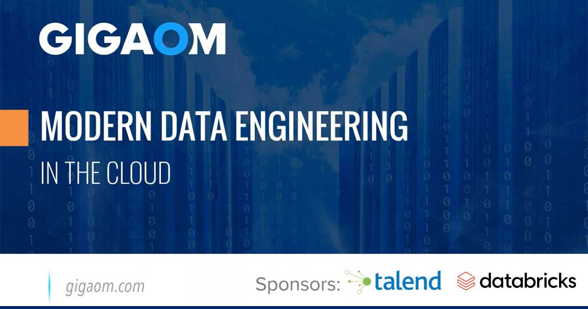 Modern Data Engineering in the Cloud