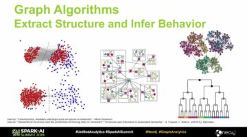 Graph Algorithms Extract Structure and Infer Behavior