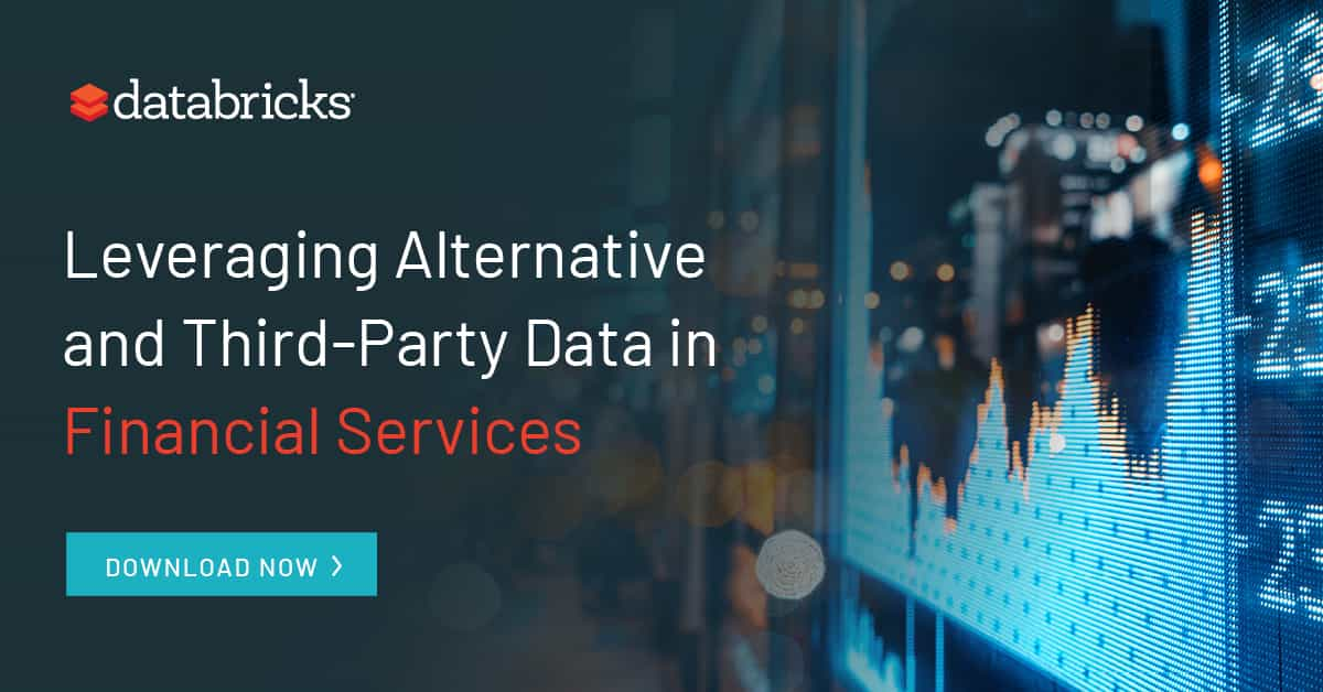 Thumbnail for Leveraging Alternative and Third-Party Data in Financial Services