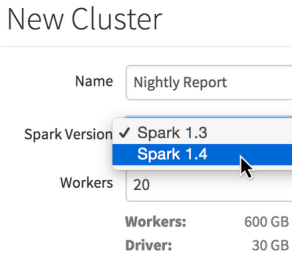 new-cluster-version