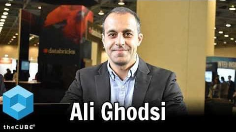 Thumbnail for Ali Ghodsi Interview at Spark Summit 2017