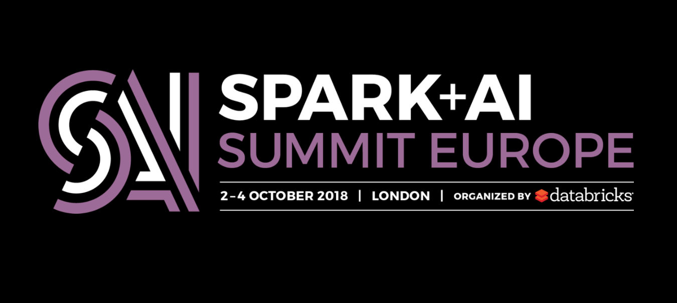 Image result for SPARK + AI Summit 2018 EUROPE
