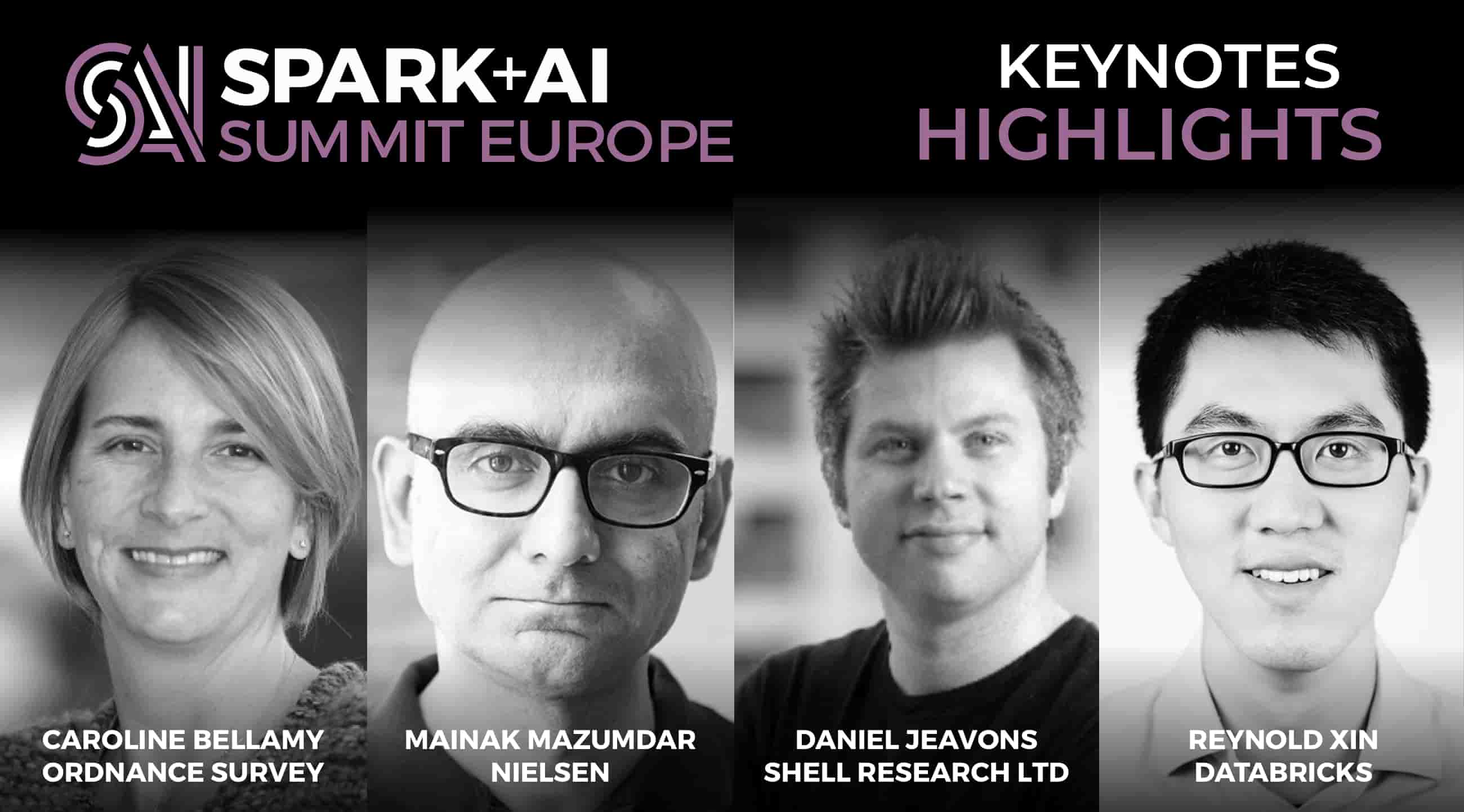 Thumbnail for 2018 September: Spark + AI Summit Keynotes and Updates