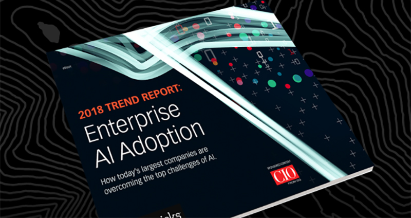 Thumbnail for 2018 Trend Report: Enterprise AI Adoption