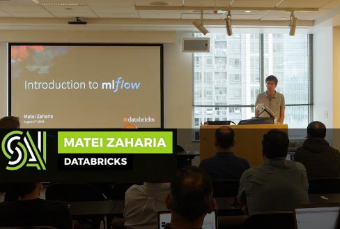 Spark+AI Meetup with Matei Zaharia