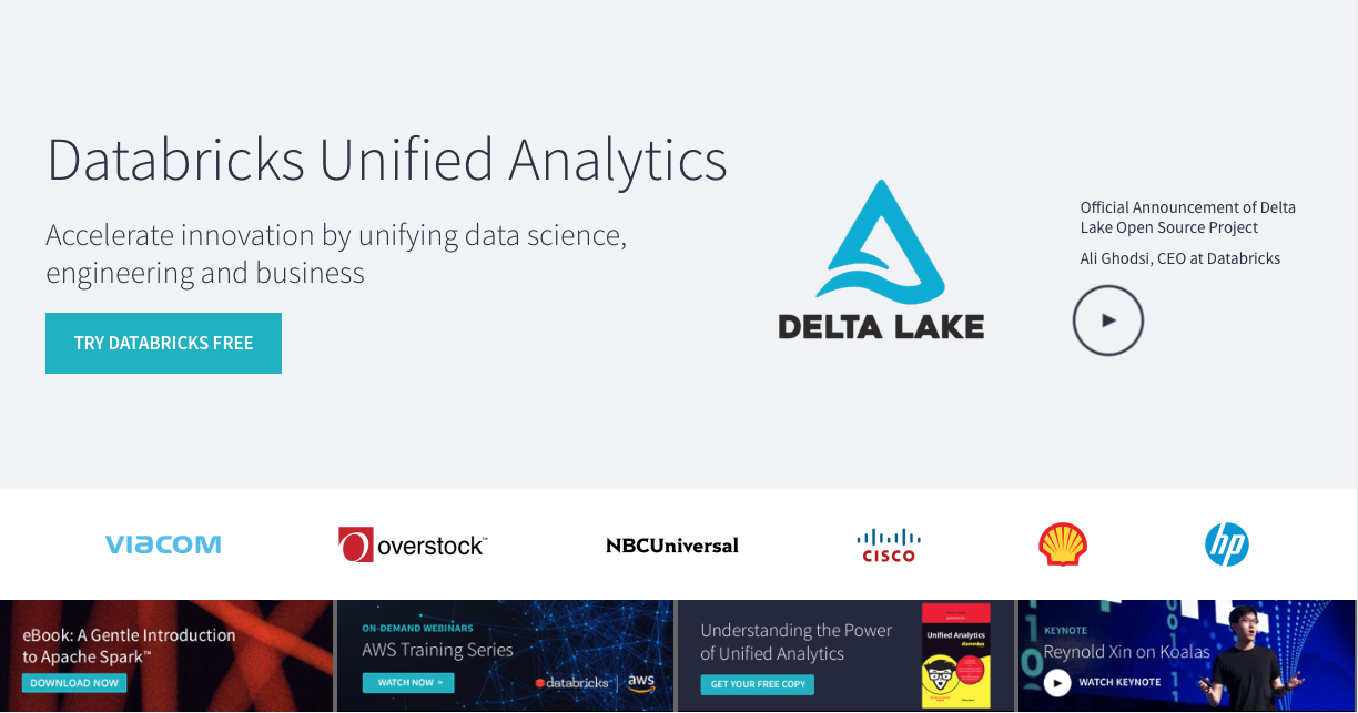 Databricks - Unified Analytics