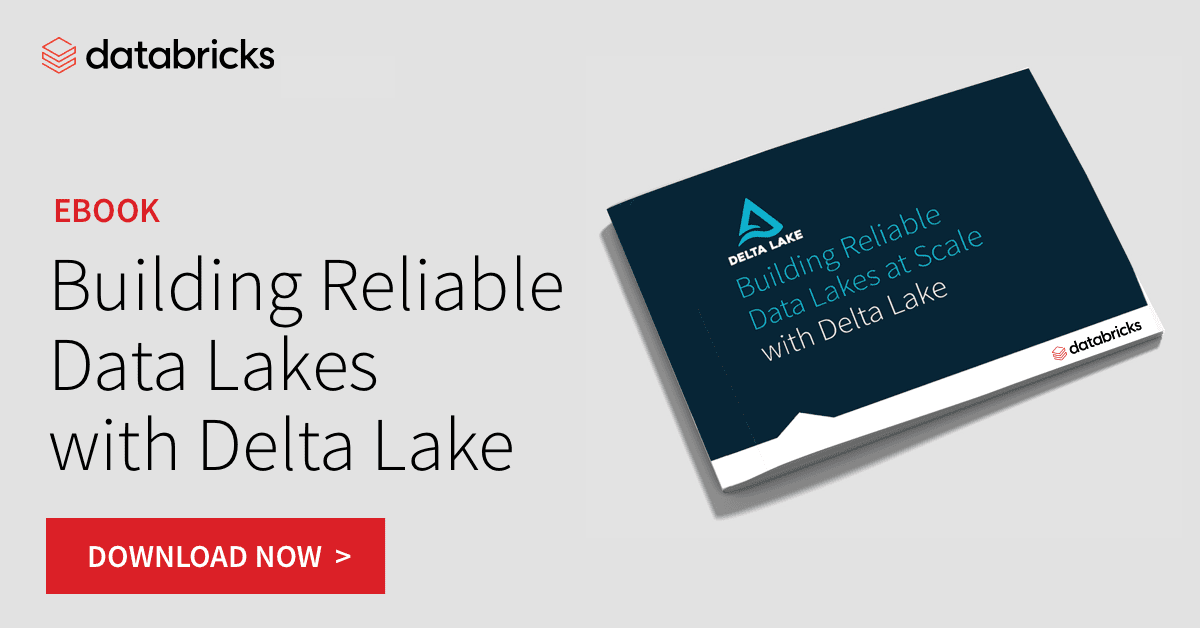 Thumbnail for Building Reliable Data Lakes at Scale with Delta Lake