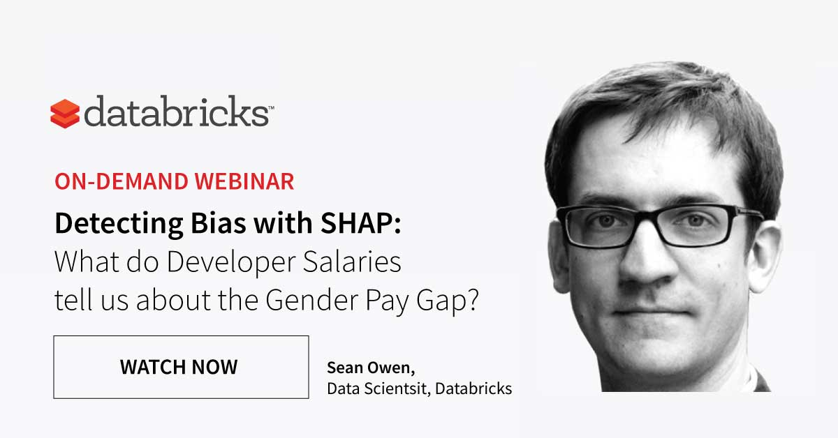 Thumbnail for Detecting Bias with SHAP: What do Developer Salaries tell us about the Gender Pay Gap?