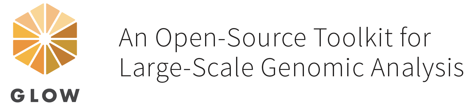 Introducing Glow: an open-source toolkit for large-scale genomic analysis