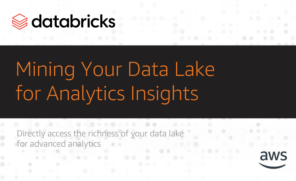 Mining Your Data Lake for Analytics Insights
