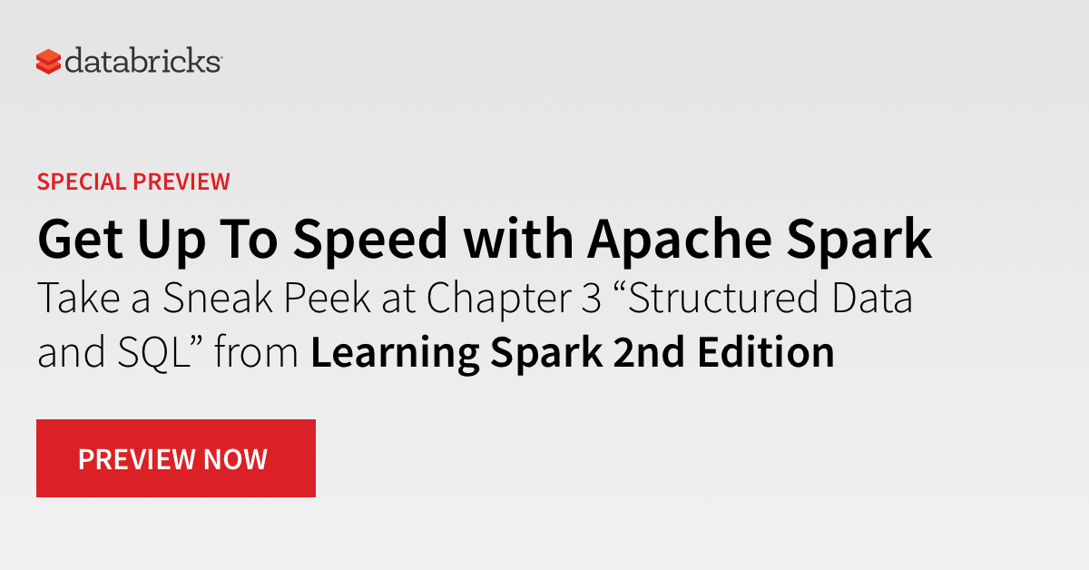 Thumbnail for Learning Spark 2nd Edition