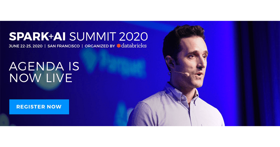 The Spark + AI Summit 2020, being held June 22-25 in San Francisco, will feature an expansive agenda covering a range of big data and AI subjects for data engineers, data scientists, and data analysts