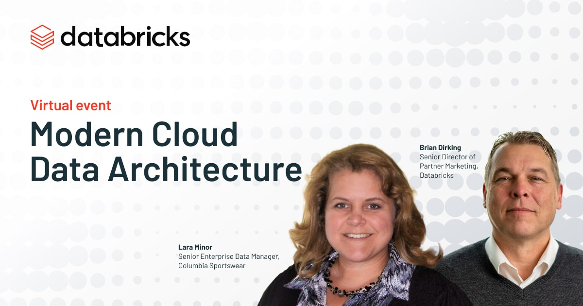 Thumbnail for Modern Cloud Data Architecture