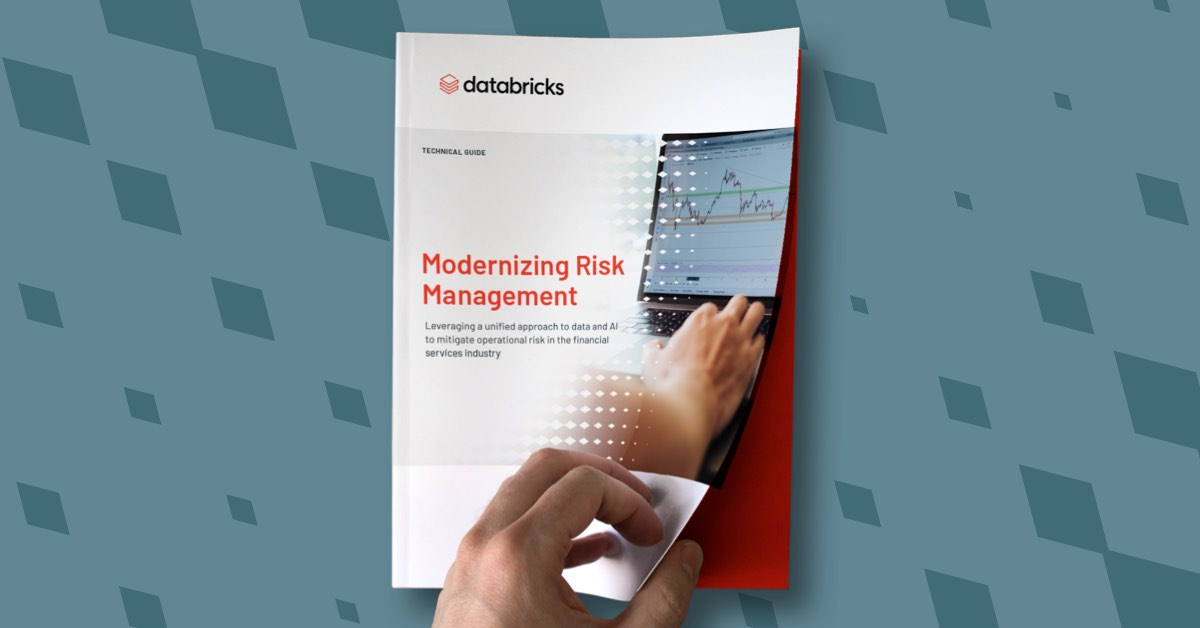Modernizing Risk Management