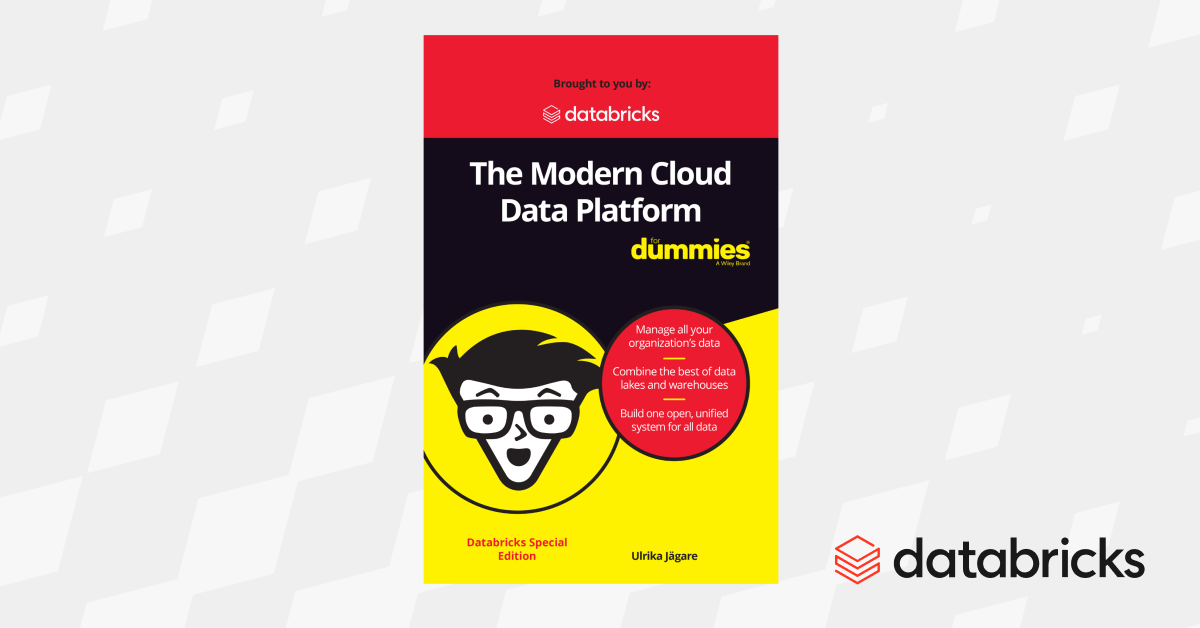 Thumbnail for Modern Cloud Data Platform for Dummies