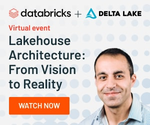 Lakehouse Architecture from vision to reality - register