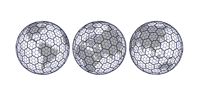 Uber's Hexagonal Hierarchical Spatial Index (H3)