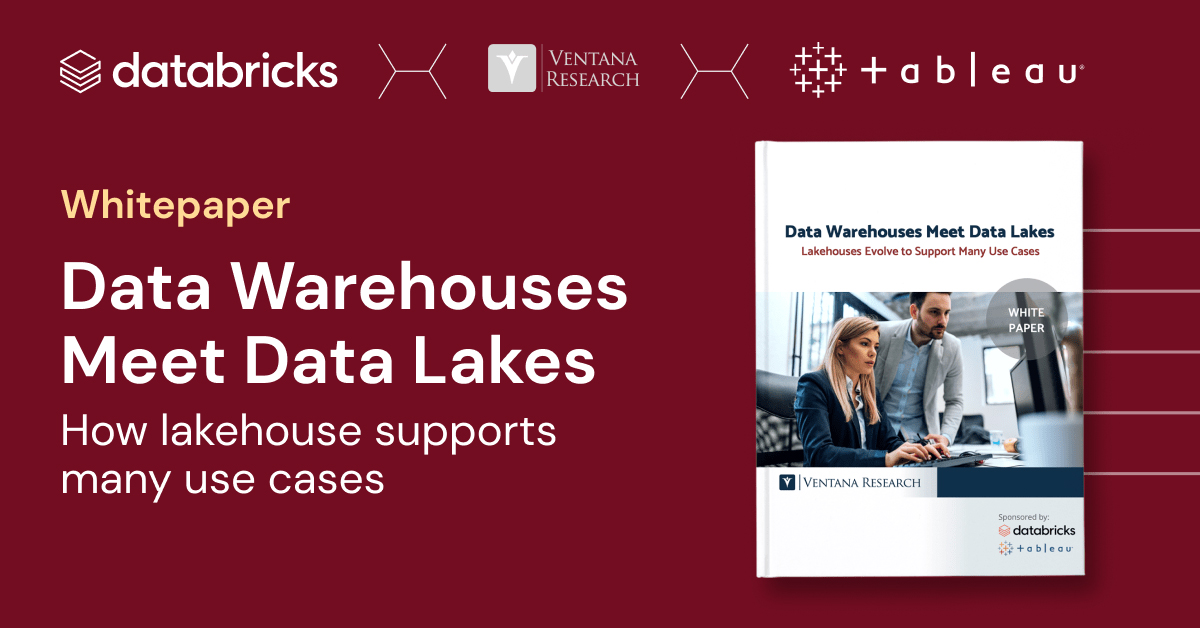 Thumbnail for Data Warehouses Meet Data Lakes