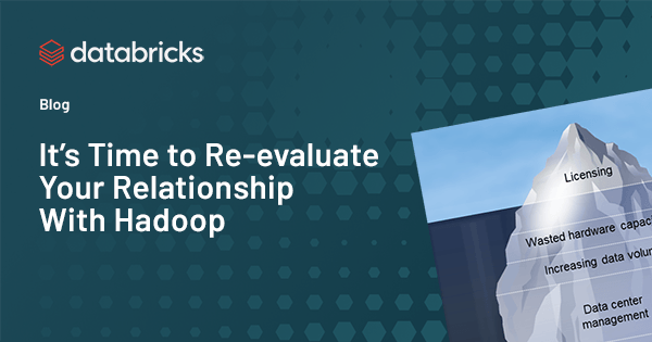 The Time Is Now to Migrate From Hadoop to Cloud Alternatives
