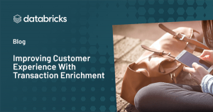Improving Customer Experience With Transaction Enrichment