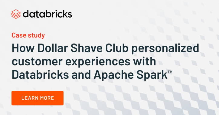 recommendation engines customer dollar shave club