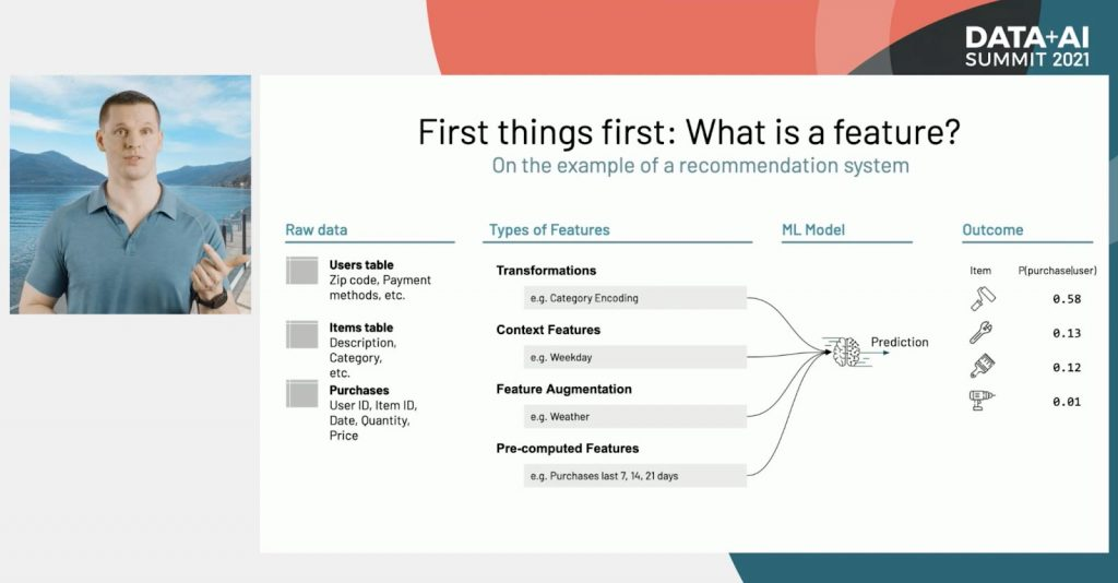 Director of Product Management Clemens Mewald talks about the new ML capabilities