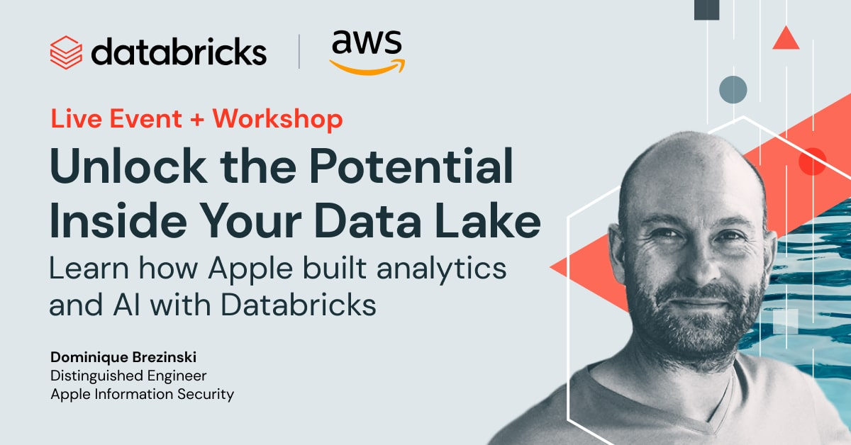 Unlock the Potential Inside Your Data Lake