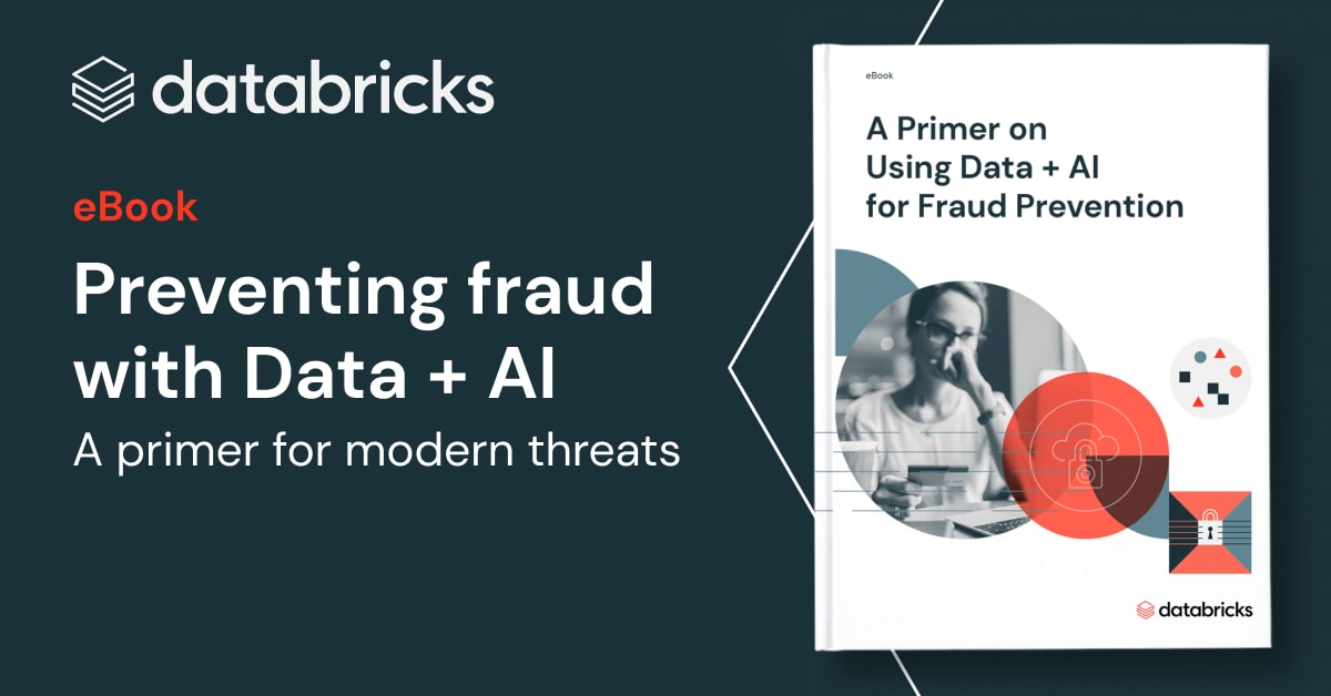 Thumbnail for Preventing fraud with Data + AI