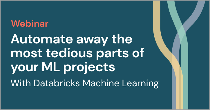 Thumbnail for Automating the ML Lifecycle With Databricks Machine Learning