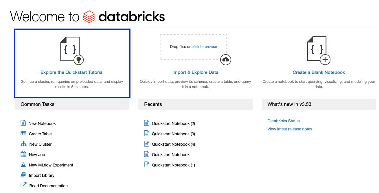 A Databricks notebook is a collection of cells that run computations on a Databricks cluster.